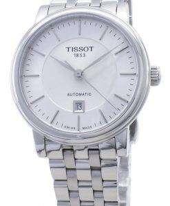 Tissot T - Classic 카슨 T122.207.11.031.00 T1222071103100 자동식 여성 시계