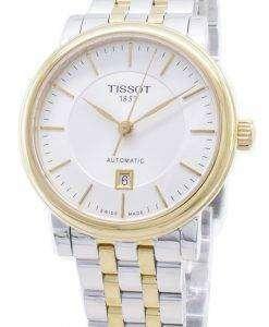 Tissot T - Classic 카슨 프리미엄 T122.207.22.031.00 T1222072203100 자동식 여성 시계