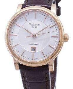 Tissot T - Classic 카슨 T122.207.36.031.00 T1222073603100 자동식 여성 시계