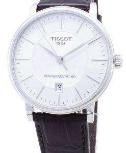 Tissot T - Classic Powermatic 80 T122.407.16.031.00 T1224071603100 자동식 남성용 시계
