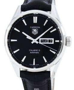 태그 Heuer 카레 라 자동 구경 5 스위스 WAR201A를 했다. FC6266 남자의 시계