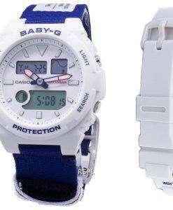 카시오 Baby-G BAX-125-2A BAX125-2A 한정판 조수 그래프 여성용 시계