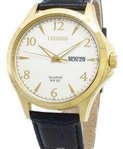 Citizen BF2003-25A 쿼츠 아날로그 남자 시계