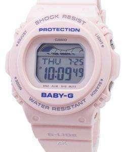 Casio Baby-G G-Lide BLX-570-4 BLX570-4 충격 방지 200M 여성용 시계