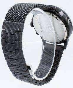 시민 Calendrier 에코 드라이브 BU2025-76E 크로노 그래프 월드 타임 남성용 시계