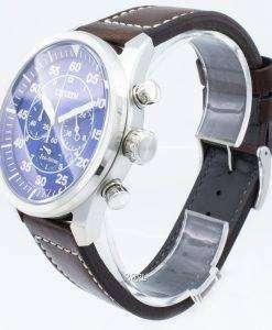 Citizen 시티즌 시계 에코 드라이브 CA4210-41L 크로노 그래프 아날로그 남자 시계