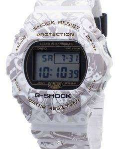 Casio G-Shock DW-5700SLG-7 DW5700SLG-7 충격 방지 제한 Eddition 200M 남성용 시계