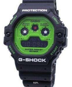 Casio G-Shock DW-5900RS-1 DW5900RS-1 충격 방지 200M 남성용 시계