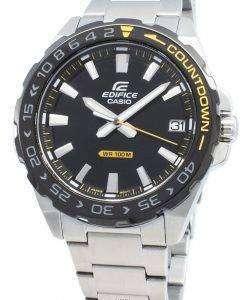 Casio Edifice EFV-120DB-1AV EFV120DB-1AV 쿼츠 남성용 시계