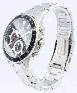카시오 Edifice EFV-570D-1AV EFV570D-1AV 크로노 그래프 쿼츠 남성용 시계
