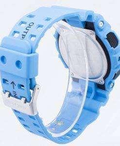 카시오 G-Shock GA-100RS-2A GA100RS-2A 크로노 그래프 200M 남성용 시계