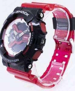 카시오 G-Shock GA-110RB-1A GA110RB-1A 내충격 쿼츠 200M 남성용 시계