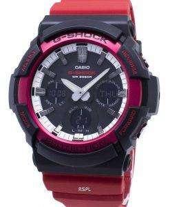 카시오 G-Shock GAS-100RB-1A GAS100RB-1A Solar 200M 남성용 시계