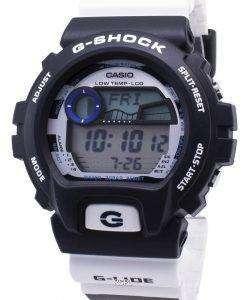 카시오 G-Shock G-Glide GLX-6900SS-1 GLX6900SS-1 Illuminator 쿼츠 200M 남성용 시계