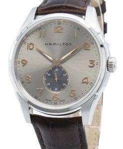 해밀턴 Jazzmaster Thinline H38411580 쿼츠 남성용 시계