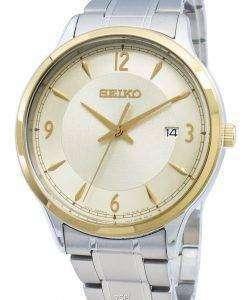 세이코 Classic SGEH92P SGEH92P1 SGEH92 Special Edition 쿼츠 아날로그 남자 시계