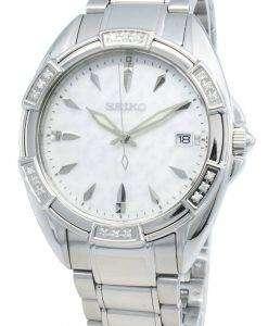 Seiko Classic SKK883P SKK883P1 SKK883 다이아몬드 악센트 쿼츠 여성용 시계