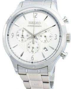 세이코 크로노 그래프 SSB337P SSB337P1 SSB337 쿼츠 남성용 시계