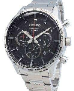 세이코 크로노 그래프 SSB355P SSB355P1 SSB355 타키 미터 쿼츠 남성용 시계