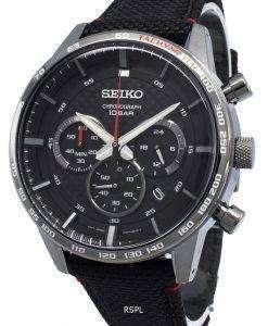 세이코 크로노 그래프 SSB359P SSB359P1 SSB359 타키 미터 쿼츠 남성용 시계