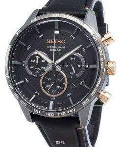 세이코 크로노 그래프 SSB361P SSB361P1 SSB361 타키 미터 쿼츠 남성용 시계