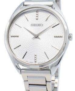 Seiko 개념 SWR031P SWR031P1 SWR031 아날로그 쿼츠 여성용 시계