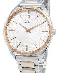 Seiko 개념 SWR034P SWR034P1 SWR034 아날로그 쿼츠 여성용 시계