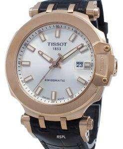 티쏘 T- 레이스 Swissmatic T115.407.37.031.00 T1154073703100 19 Jewels 오토매틱 남성용 시계