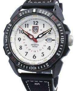 루미 녹스 Ice-Sar Arctic 1000 XL.1007 쿼츠 200M 남성용 시계