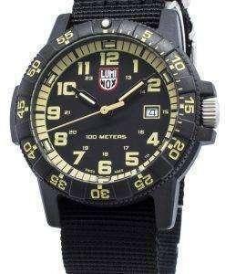 루미 녹스 Leatherback Sea Turtle XS.0333 쿼츠 남성용 시계