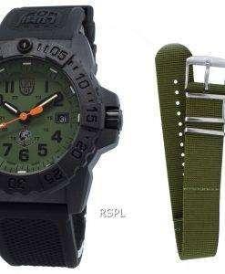 루미 녹스 Navy Seal XS.3517.NQ.SET 쿼츠 200M 남성용 시계