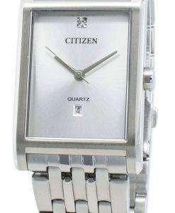 씨티즌 쿼츠 BH3001-57A 다이아몬드 악센트 남성용 시계