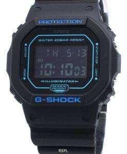 Casio G-Shock DW-5600BBM-1 DW5600BBM-1 알람 쿼츠 남성용 시계