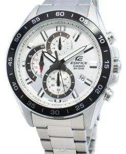 카시오 Edifice EFV-550D-7AV EFV550D-7AV 쿼츠 크로노 그래프 남성용 시계