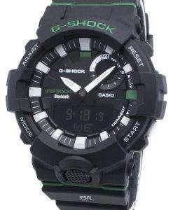 카시오 G-Shock Step Tracker GBA-800DG-1A GBA800DG-1A 쿼츠 모바일 링크 남성용 시계