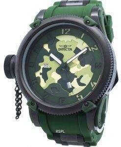 인빅타 러시아어 다이버 1197 한정판 쿼츠 남성용 시계