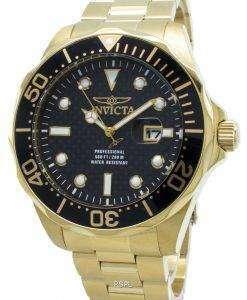 인빅타 프로 다이버 14356 쿼츠 200M 남성용 시계