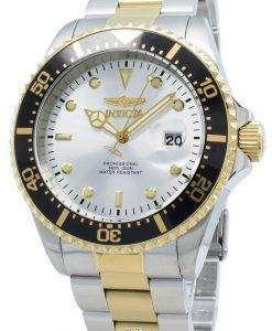 인빅타 프로 다이버 22059 쿼츠 200M 남성용 시계