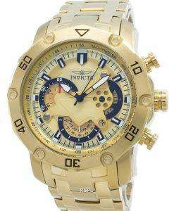 인빅타 프로 다이버 22761 타키 미터 쿼츠 남성용 시계