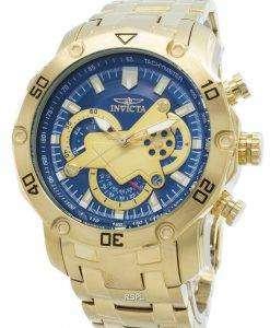 인빅타 프로 다이버 22765 크로노 그래프 쿼츠 남성용 시계