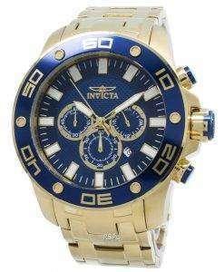 인빅타 프로 다이버 26078 크로노 그래프 쿼츠 남성용 시계