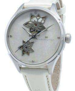 해밀턴 Jazzmaster H32115892 다이아몬드 악센트 오토매틱 여성용 시계
