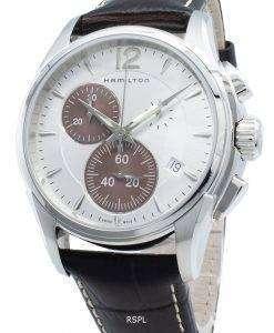 해밀턴 Jazzmaster Chrono H32612551 쿼츠 남성용 시계