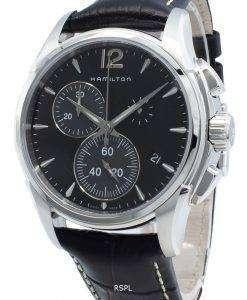 해밀턴 Jazzmaster Chrono H32612731 쿼츠 남성용 시계