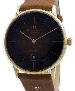 해밀턴 재즈 마스터 인트라 매틱 H38735501 오토매틱 남성용 시계