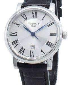 티쏘 카슨 프리미엄 T122.210.16.033.00 T1222101603300 쿼츠 여성용 시계