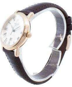 티쏘 카슨 프리미엄 T122.210.36.033.00 T1222103603300 쿼츠 여성용 시계