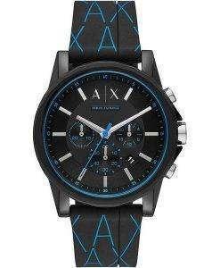 아르마니 익스체인지 아우터 뱅크 AX1342 크로노 그래프 쿼츠 남성용 시계