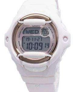 카시오 Baby-G BG-169G-4B World Time 200M 여성용 시계