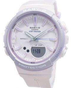 Casio Baby-G BGS-100SC-4A 스텝 트래커 여성용 시계